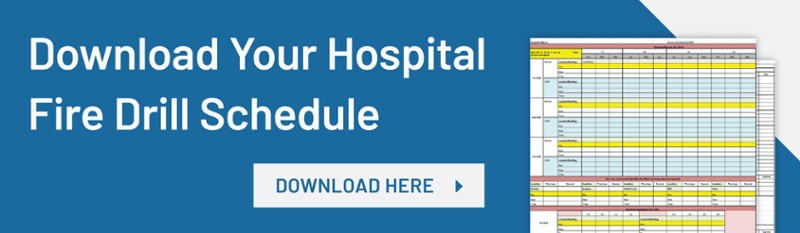 hospital-fire-drill-schedule