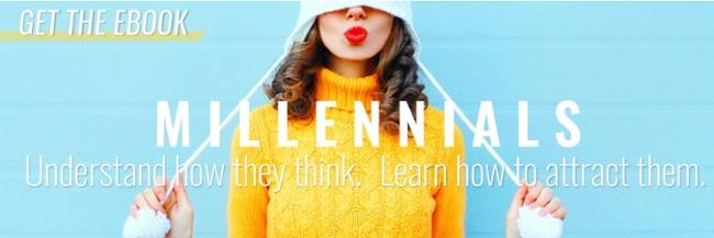 Millennials ebook for fashion industry