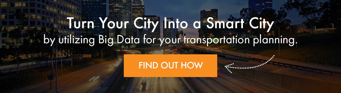 Tranport and Urban Planning mobile analytics