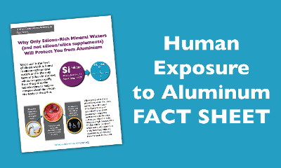 Human Exposure to Aluminum Fact Sheet
