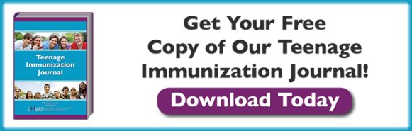 Teenage Immunization Journal