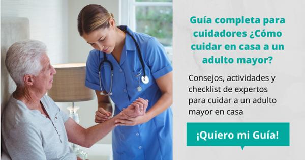 CTA 3 Guía completa para cuidadores ¿Cómo cuidar en casa a un adulto mayor?