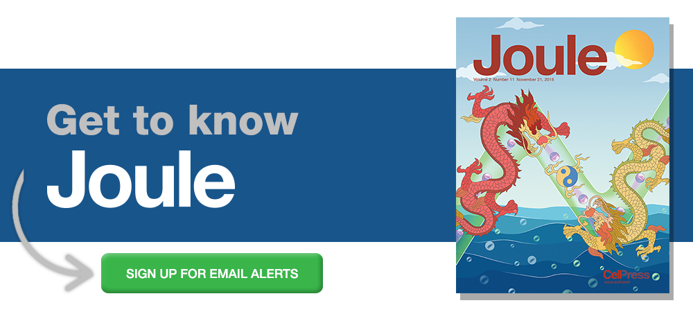 Sign up for alerts from Joule