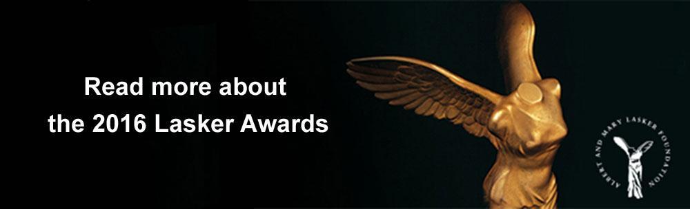 2016 Lasker Awards portal
