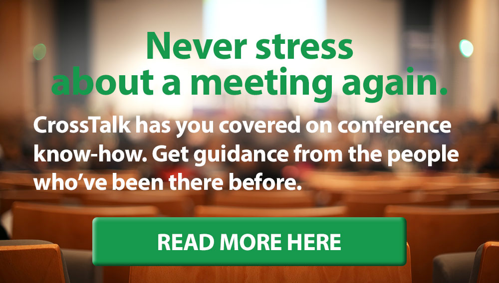 Get all our conference guidance here