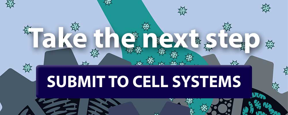 Submit your work to Cell Systems