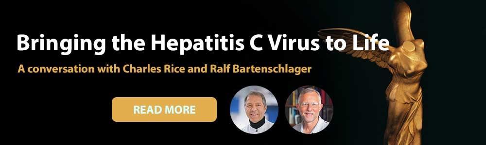 Read Bringing the Hepatitis C Virus to Life
