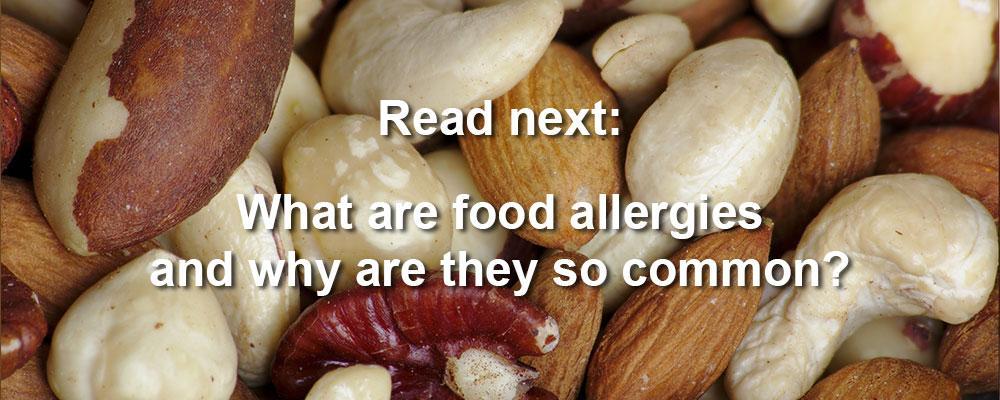 Why Do People Get Food Allergies