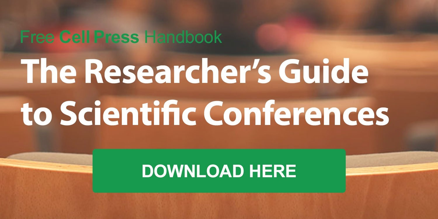Download the Researcher's Guide to Scientific Conferences