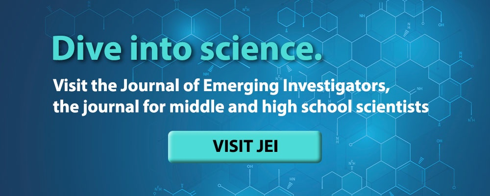 Visit the Journal of Emerging Investigators