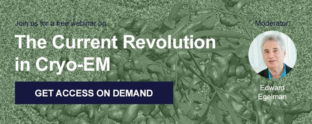 Join us for an on-demand webinar on Cryo-EM
