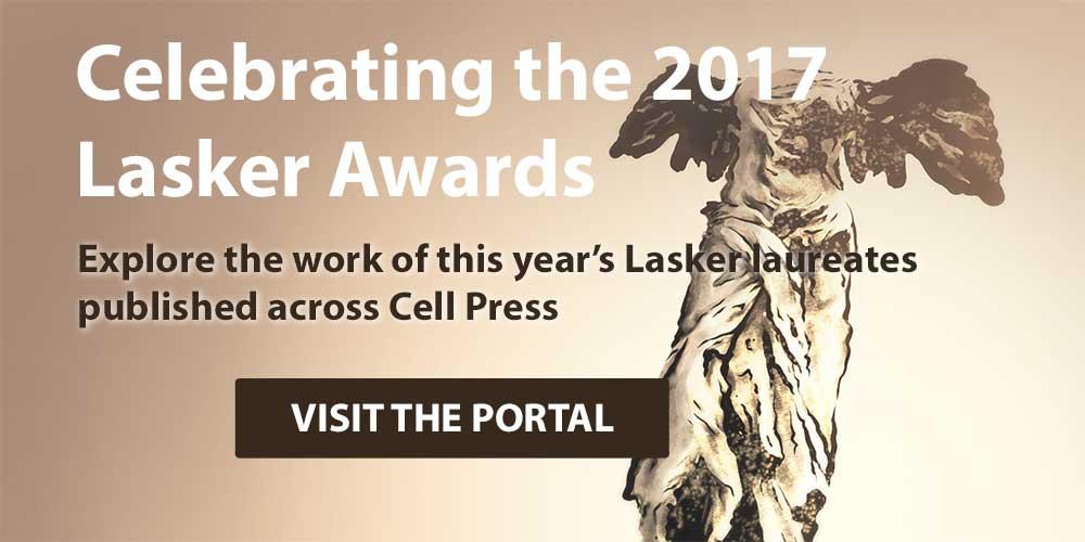 Visit our special Lasker Awards portal