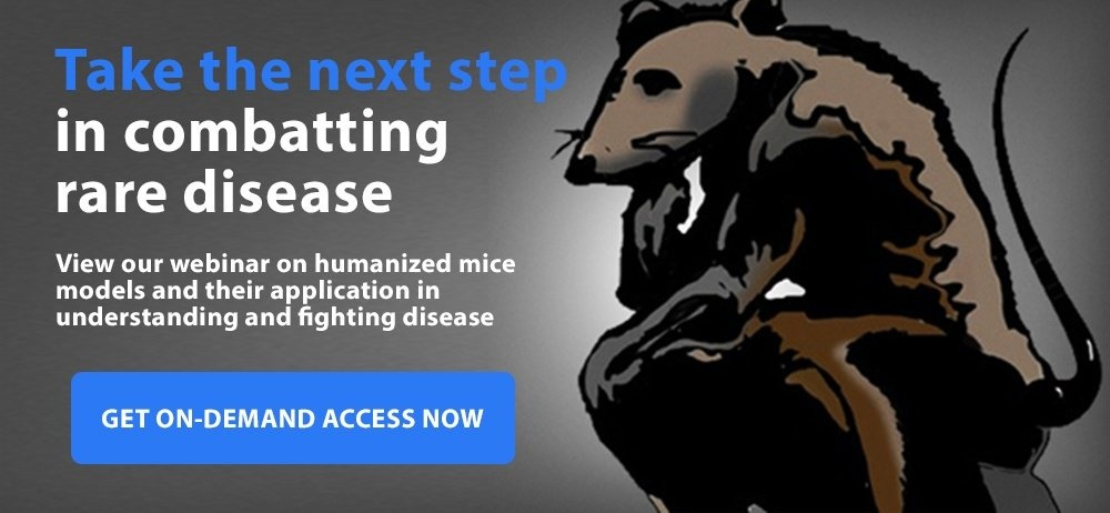 Get on-demand access to our webinar on humanized mouse models in disease