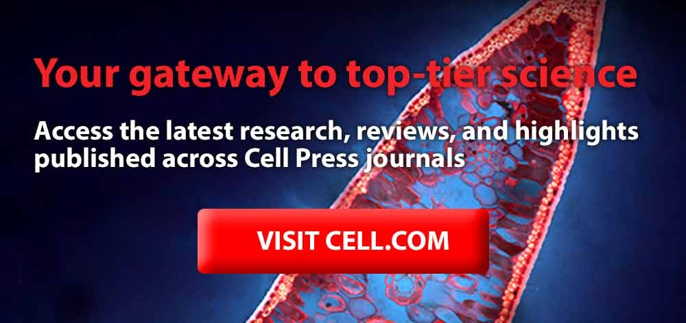 Visit Cell.com for the best in top-tier science