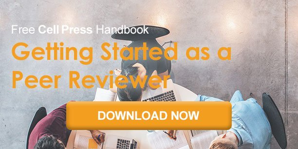 Download our free handbook on becoming a peer reviewer