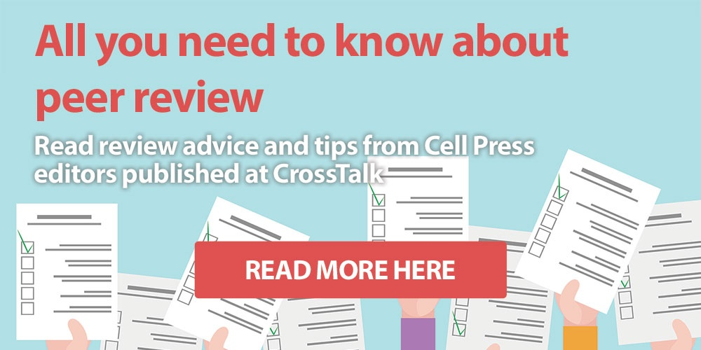Read all CrossTalk's peer review advice
