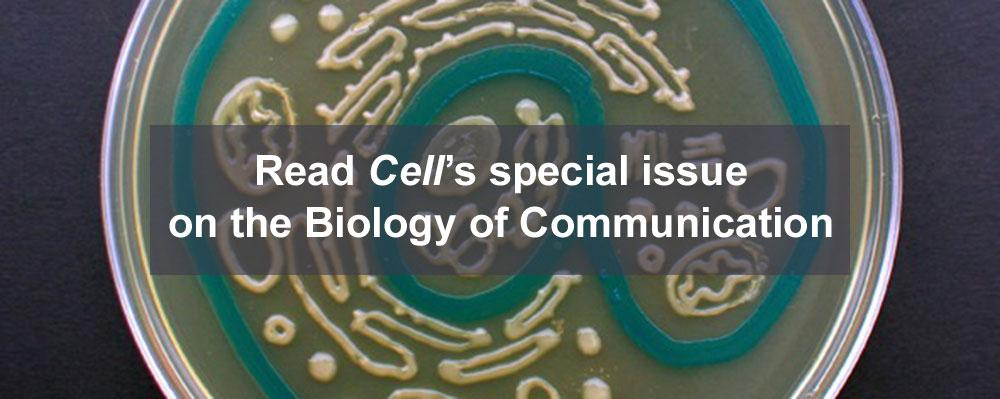 Read Cell's Biology of Communication special issue!