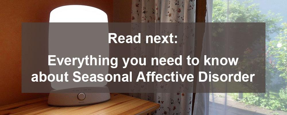 Everything you need to know about Seasonal Affective Disorder