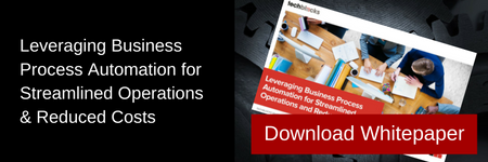 Business Process Automation Whitepaper