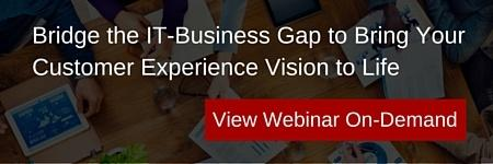 Bridging the IT-Business Gap Webinar