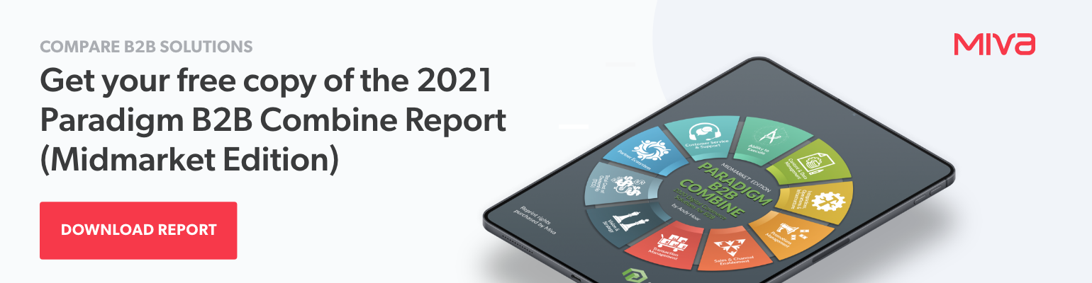 Click to Download Your Free Copy of the Paradigm B2B Report