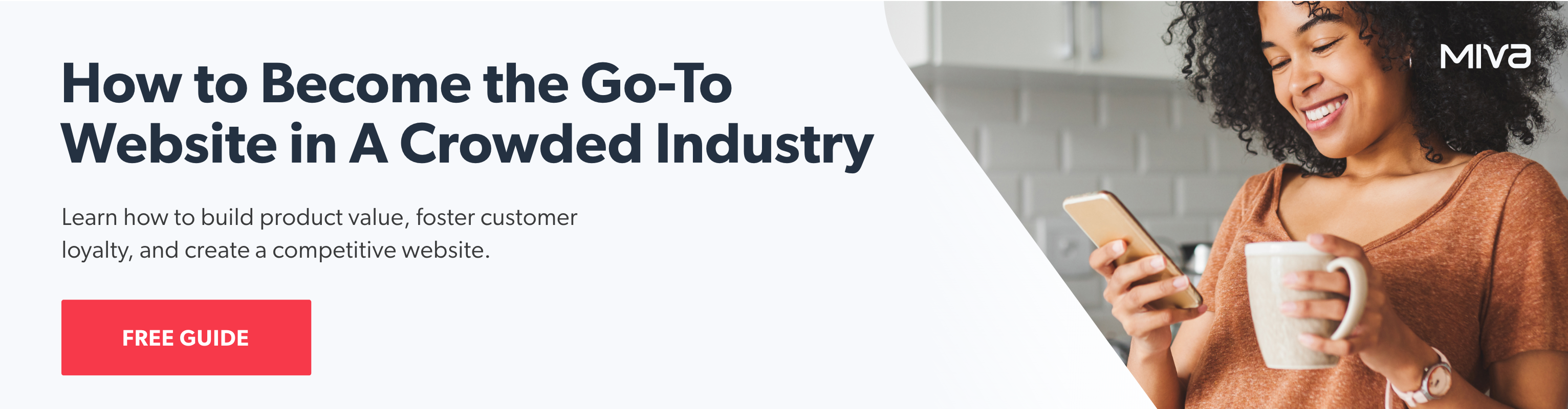 Free Guide | How to Become the Go-To Website in a Crowded Industry