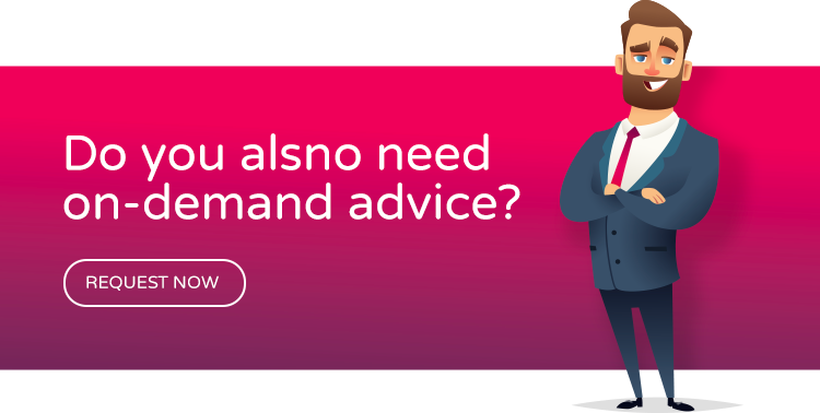 Do you need on-demand advice?