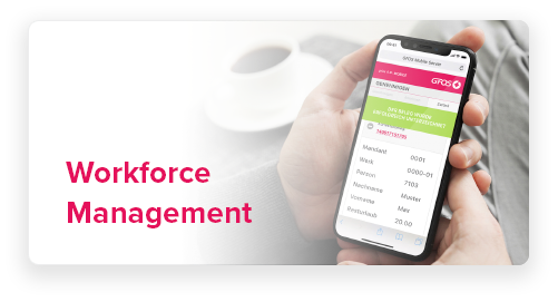 GFOS Workforce Management