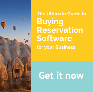Download the Ultimate Guide to Buying Reservation Software for your Business
