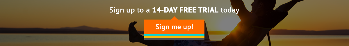 Sign up for your free 14-day trial today!