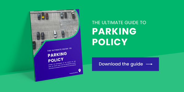 Parking policy mini guide parking management