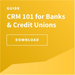 CRM 101 for banks