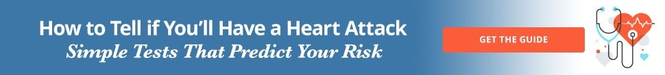 How to tell if you'll have a heart attack