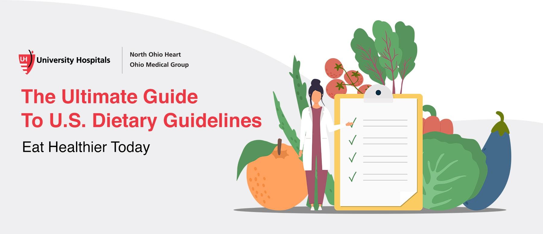 U.S. Dietary Guidelines