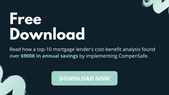 Click here to download this free case study of a top-10 lender's that found over $900K in annual savings by implementing CompenSafe