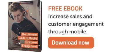 Download ebook - Ultimate guide to Mobile Customer Engagement