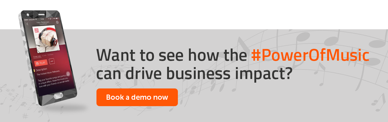 Want to see how the #PowerOfMusic can drive business impact