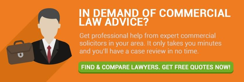In demand of commercial law advice?