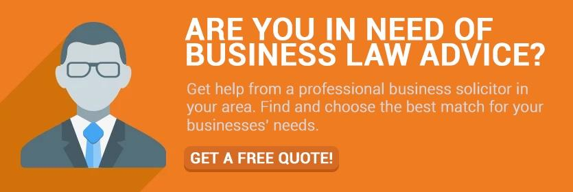 In need of Business Law Advice?-email disclaimer
