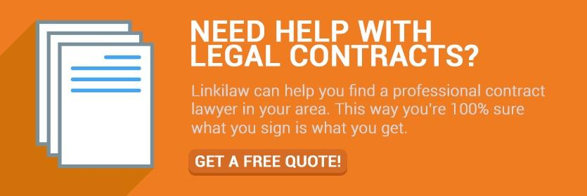 Need help with legal contracts?