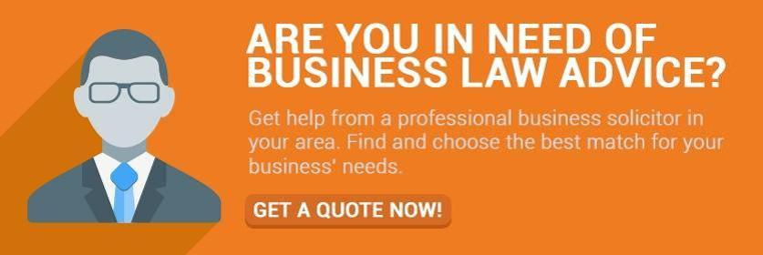 Are You In Need of Business Law Advice?