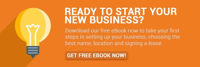 Ready to start your new business? Free eBook - Great Entrepreneur