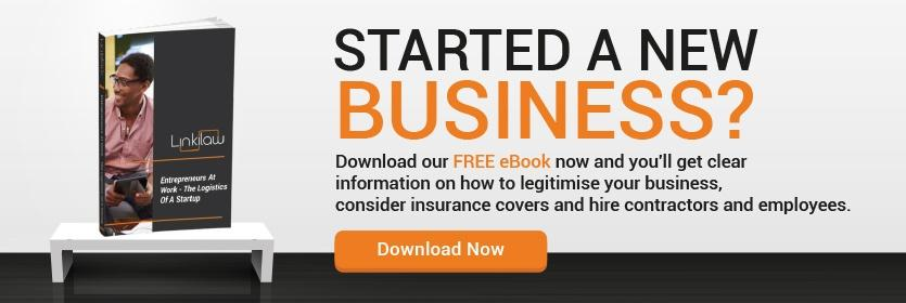 Started a new business? Download Free eBook