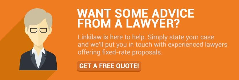 Want advice from a lawyer? Free Quote