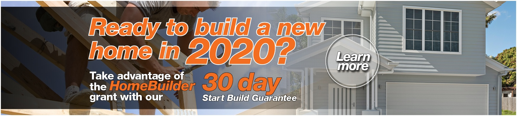 Ready to build a new home in 2020
