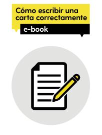 Cómo escribir una carta correctamente según Icontec