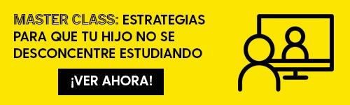 Master Class Estrategias de estudio