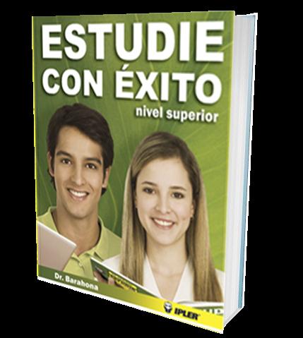 Caratula EBook Estudie con Exito Nivel Superior