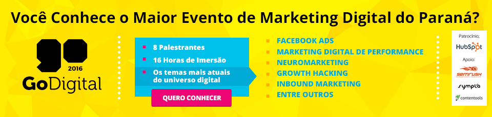 Você conhece o maior evento de Marketing Digital do Paraná?