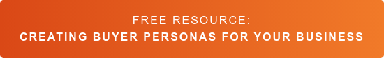 Free Resource: Creating Buyer Personas for your Business